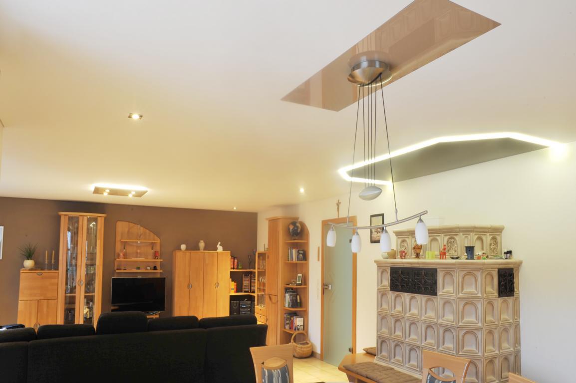 spanndecke wohnzimmer spanndecken bamberger. Black Bedroom Furniture Sets. Home Design Ideas