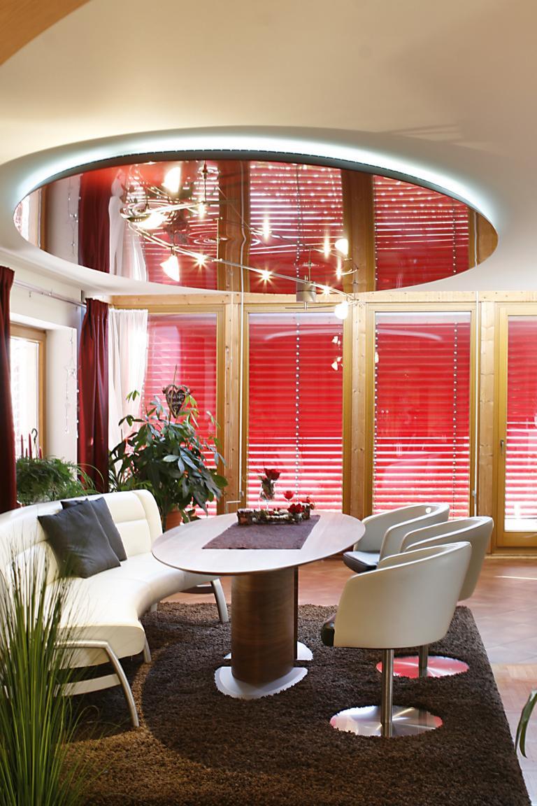 Spanndecke wohnzimmer spanndecken bamberger - Luftfeuchtigkeit im wohnzimmer ...